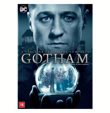 Gotham - 3ª Temporada Completa (6 Discos) (DVD)