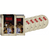 Kolchak e os Demônios da Noite - Digibook(5 DVDs) - Simon Oakland, Darren Mcgavin