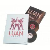 Luan Santana - Acústico -  Livro + Pôster + (CD) + (DVD) - Luan Santana