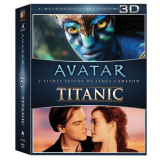 Avatar + Titanic - 3D (Blu-Ray) - James Cameron (Diretor)