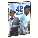 42 : A Hist�ria De Uma Lenda (DVD) - Harrison Ford