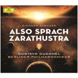Gustavo Dudamel & Berliner Philharmoniker - Strauss: Also sprach Zarathustra (CD) - Gustavo Dudamel