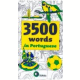 3500 Words In Portuguese - Thierry Belhassen