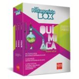 Box - Química - Ensino Médio - Henrique Rodrigues, Simone Jaconetti Ydi, Simone Garcia De Ávila ...