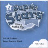 Super Stars 3 Class Cd Level 2 -
