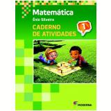 Matemática - 1º Ano - 4 ª Edição - Caderno De Exercícios - Enio Silveira