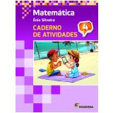Matemática - 4º Ano - 4 ª Edição - Caderno De Exercícios - Enio Silveira