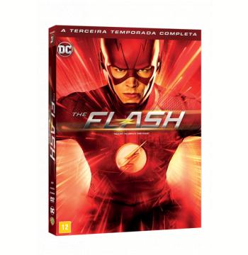 The Flash - 3ª Temporada (6 Discos) (DVD)