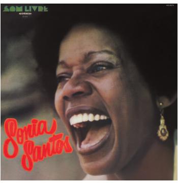 Sonia Santos - 1975 (CD)