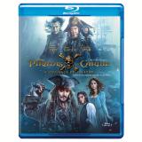 Piratas do Caribe - A Vingança de Salazar (Blu-Ray) - Johnny Depp, Geoffrey Rush, Javier Bardem