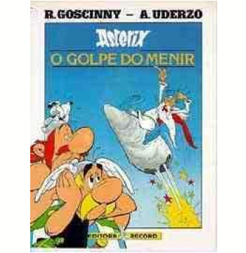 Asterix: o Golpe do Menir