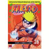 Naruto - O Sapo, A Cobra e a Lesma - Volume 28 (DVD) - Hayato Date (Diretor)