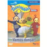 Teletubbies - Vamos Dançar - Volume 5 (DVD) - Paul Gawith (Diretor), Vic Finch (Diretor), Andrew Davenport (Diretor)