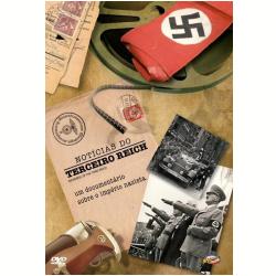 DVD - Notícias do Terceiro Reich - Nicholas Cirone ( Diretor ) - 7898366215106