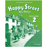 Happy Street 2 - Activity Book With Multirom New Edition -