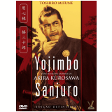 Yojimbo & Sanjuro (DVD) - Akira Kurosawa (Diretor)