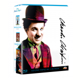 Box Charlie Chaplin (Blu-Ray) - Charles Chaplin