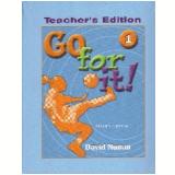 Go For It! 2e Book 1- Teacher's Edition - David Nunan