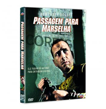 Passagem Para Marselha (DVD)