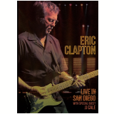 Eric Clapton - Live In San Diego (with Special Guest Jj Cale) (CD) - Eric Clapton