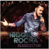 Higor Rocha - Elementos - Ao Vivo (CD) - Higor Rocha