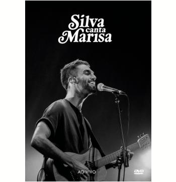 Silva - Canta Marisa ao Vivo - Digipack (DVD)
