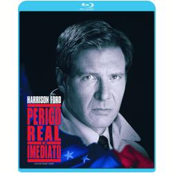 Blu - Ray - Perigo Real e Imediato - Edição Especial - Joaquim de Almeida, Harrison Ford - 7890552093604