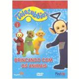 Teletubbies - Brincando Com os Animais - Volume 1 (DVD) - Paul Gawith (Diretor), Vic Finch (Diretor), Andrew Davenport (Diretor)