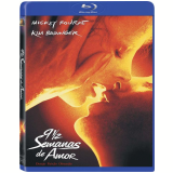 9 ½ Semanas De Amor (Blu-Ray) - Kim Basinger, Mickey Rourke