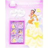 Disney - Atividades De Princesas - Mais De 40 Passatempos Com Adesivos Brilhantes - Girassol Edi��es