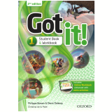 Got It! 1 - Student Book -Second Edition -