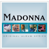 Madonna - Original Album Series (Box 5 CDs) (CD)