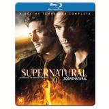 Supernatural - 10ª Temporada (Blu-Ray) - Jared Padalecki, Jensen Ackles