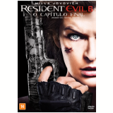 Resident Evil 6: O Capítulo Final (DVD) - Ali Larter, Iain Glen, Milla Jovovich