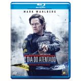 O Dia do Atentado (Blu-Ray) - Mark Wahlberg, Michelle Monaghan