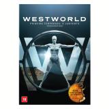 Westworld Primeira Temporada - O Labirinto (DVD) - Vários (veja lista completa)