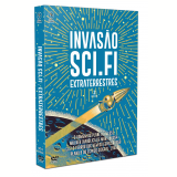 Box - Invasão Sci-Fi - Extraterrestres + 4 Cards (DVD) - Vários (veja lista completa)