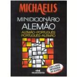 Michaelis Minidicionário Alemão - Alfred J. Keller