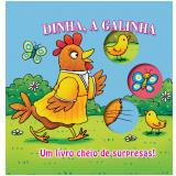 Dinha, a Galinha - CMS Editora