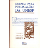 Normas para Publicacoes da Unesp:art.de Public. - Unesp.coord.g.bibl., Unesp.ed.