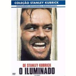 DVD - O Iluminado - Stanley Kubrick ( Diretor ) - 7892110017923