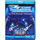 ZZ Top - Live From Texas (Blu-Ray) - ZZ Top