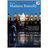 Puccini: Madama Butterfly (Metropolitan Opera) - DVD Duplo (DVD) - Patrick Summers, Patrícia Racette