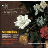 Osesp - J Neschling: Schumann - Sinfonia Nº1 (CD) - Osesp