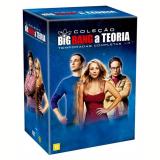 Cole��o Big Bang A Teoria (DVD) - Mark Cendrowski (Diretor)