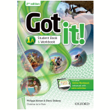 Got It! 1a - Student Book - Workbook With Multirom - Second Edition -
