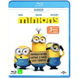Os Minions (Blu-Ray) - Vários (veja lista completa)