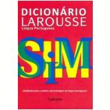 Dicionário Larousse Da Língua Portuguesa - Mini - Lafonte