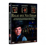 Balas Que Não Erram (DVD) - Audie Murphy, Charles Drake