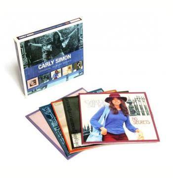 Coleção Carly Simon - Carly Simon - Original Album Series (CD)